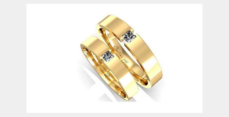 Nhẫn cưới Vàng Hoàng Phương - Quận Ngô Quyền - Hải Phòng - Hình 5