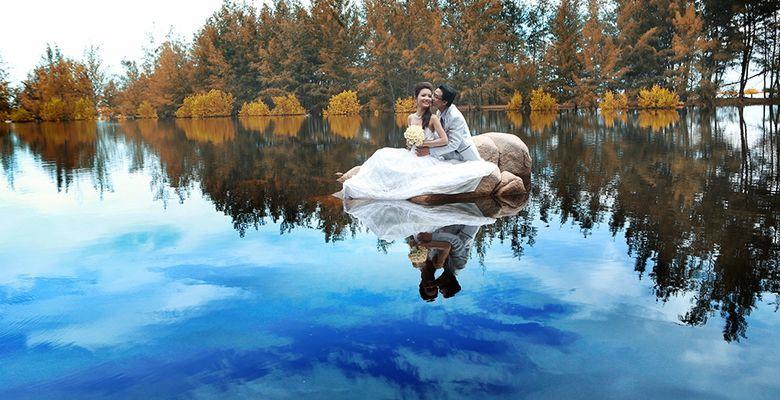 Sự kiện cưới Uyên Ương - Quận Cầu Giấy - Hà Nội - Hình 2