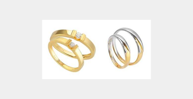 Nhẫn cưới Vàng Hoàng Phương - Quận Ngô Quyền - Hải Phòng - Hình 3