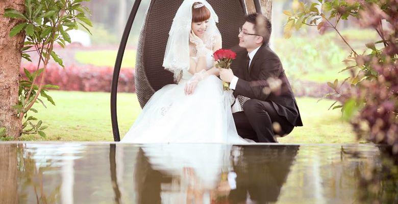 Ảnh viện áo cưới Melia Vũng Tàu - Hình 2