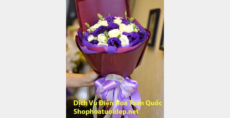 Shop hoa tươi Bình Thạnh - Quận Bình Thạnh - TP Hồ Chí Minh - Hình 1