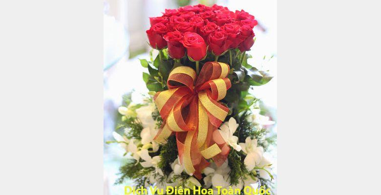 Shop hoa tươi Bình Thạnh - Quận Bình Thạnh - TP Hồ Chí Minh - Hình 3