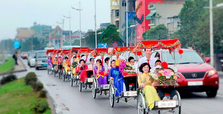 Trung tâm cưới hỏi trọn gói Quang Trường - Quận Cầu Giấy - Hà Nội - Hình 1