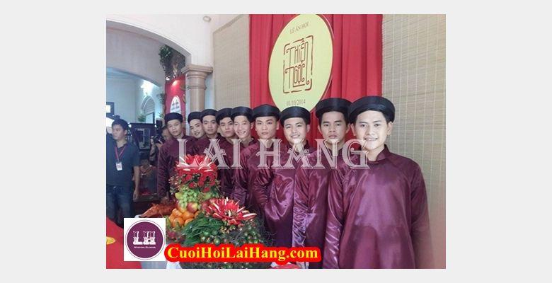 Dịch Vụ Bê Tráp Ăn Hỏi Lại Hằng - Quận Cầu Giấy - Hà Nội - Hình 5