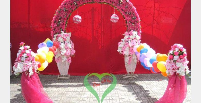 Công ty dịch vụ cưới hỏi chuyên trang trí nhà ngày đám cưới - Quận Gò Vấp - TP Hồ Chí Minh - Hình 1