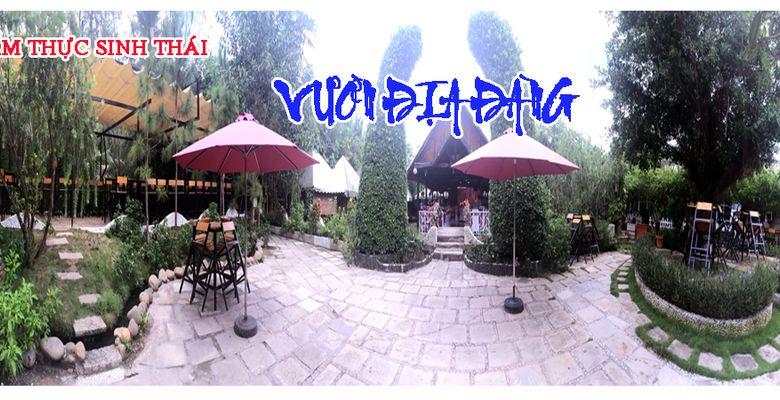 Nhà hàng vườn Địa Đàng - Long An - Hình 3