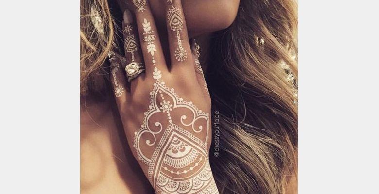 Henna Tattoo Vietnam - TP Hồ Chí Minh - Hình 2