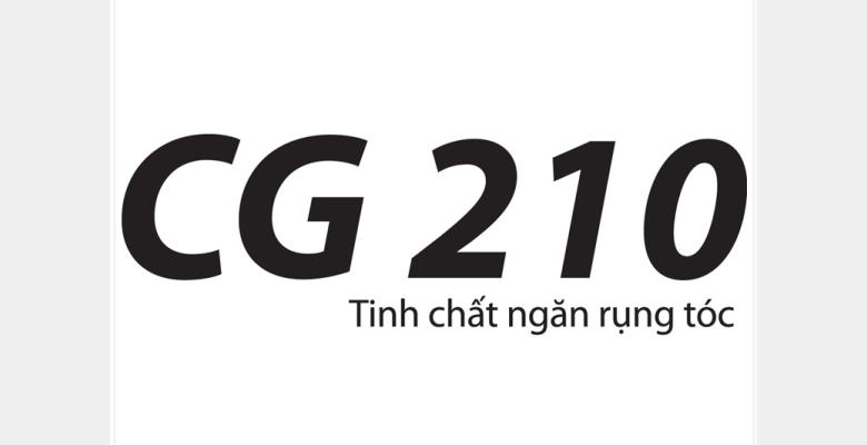 Tinh chất ngăn rụng tóc CG 210™ - Bình Dương - Hình 2