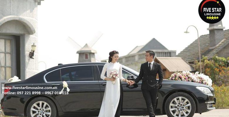 Cho thuê xe VIP - Five Star Limousine - Hình 1