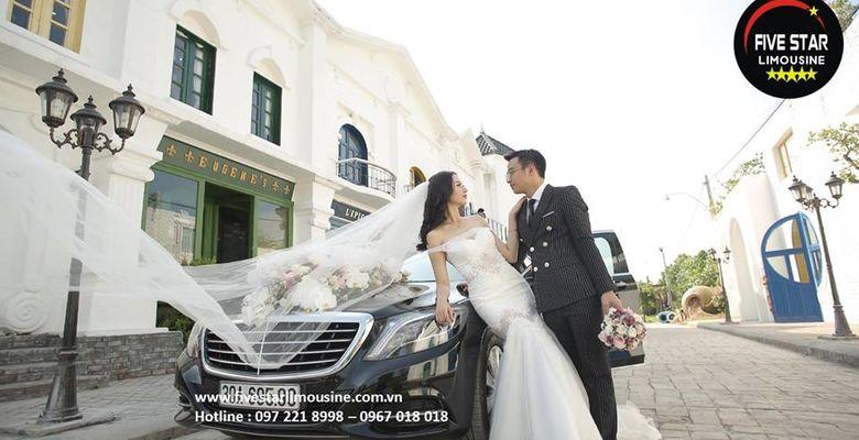 Cho thuê xe VIP - Five Star Limousine - Hình 2