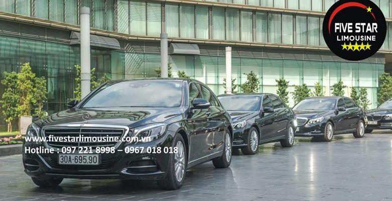 Cho thuê xe VIP - Five Star Limousine - Hình 3