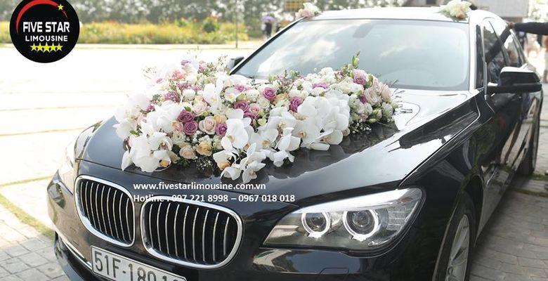 Cho thuê xe VIP - Five Star Limousine - Hình 4