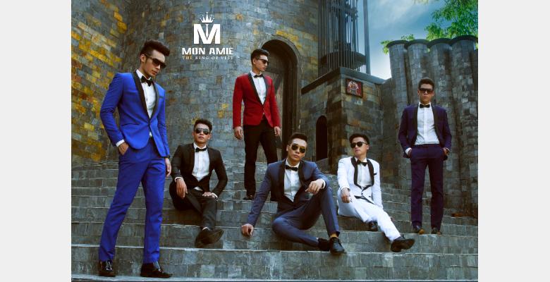 MON AMIE: Veston - Suit - Tuxedo - Quận 5 - TP Hồ Chí Minh - Hình 3