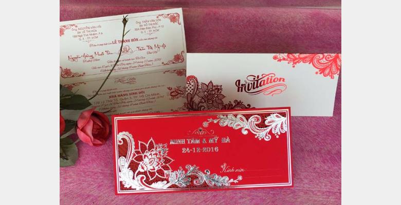 Thiệp cưới Loan Phụng - Quận Bình Thạnh - TP Hồ Chí Minh - Hình 2