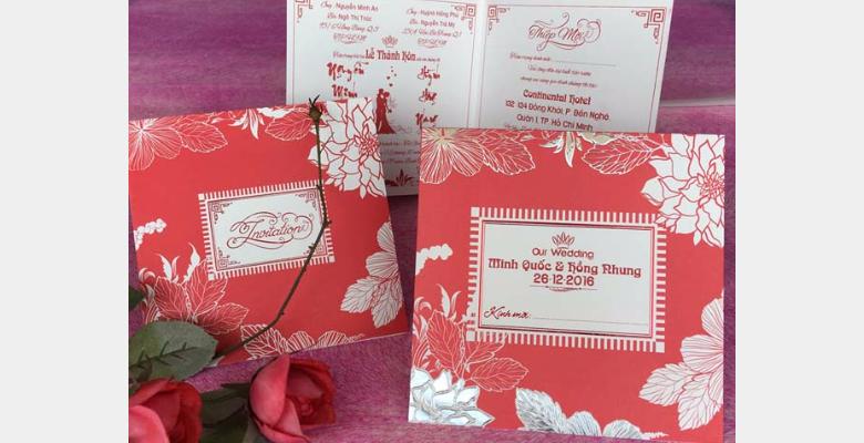 Thiệp cưới Loan Phụng - Quận Bình Thạnh - TP Hồ Chí Minh - Hình 3