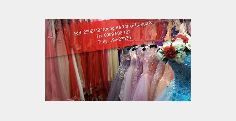 Cho Thuê Váy Cưới, Áo Dài Cưới, Áo Dài Bưng Quả Giá Rẻ - Quận 8 - TP Hồ Chí Minh - Hình 3