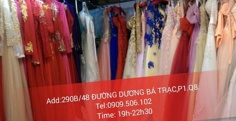 Cho Thuê Váy Cưới, Áo Dài Cưới, Áo Dài Bưng Quả Giá Rẻ - Quận 8 - TP Hồ Chí Minh - Hình 1