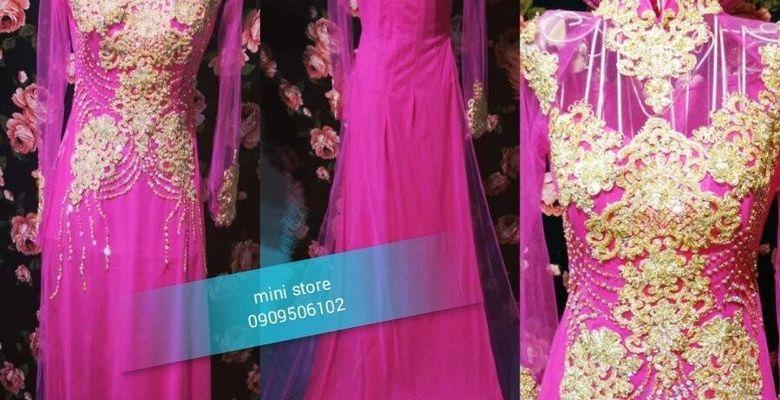 Cho Thuê Váy Cưới, Áo Dài Cưới, Áo Dài Bưng Quả Giá Rẻ - Quận 8 - TP Hồ Chí Minh - Hình 4