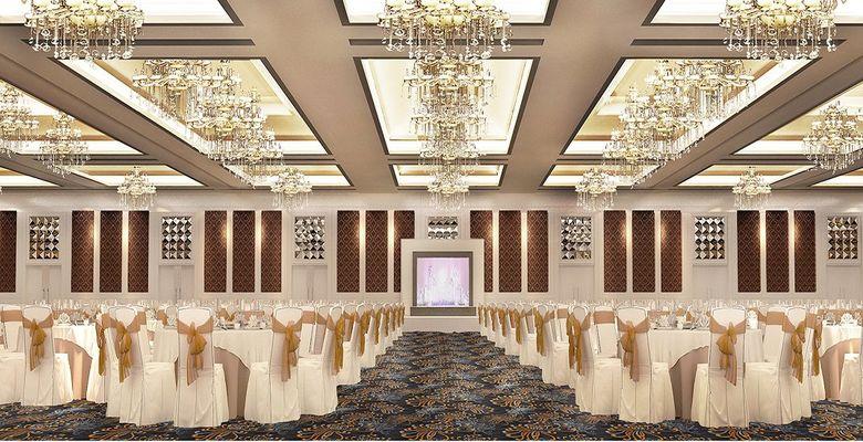 Trung Tâm Hội Nghị Tiệc Cưới Luxury Palace - TP Hồ Chí Minh - Hình 5