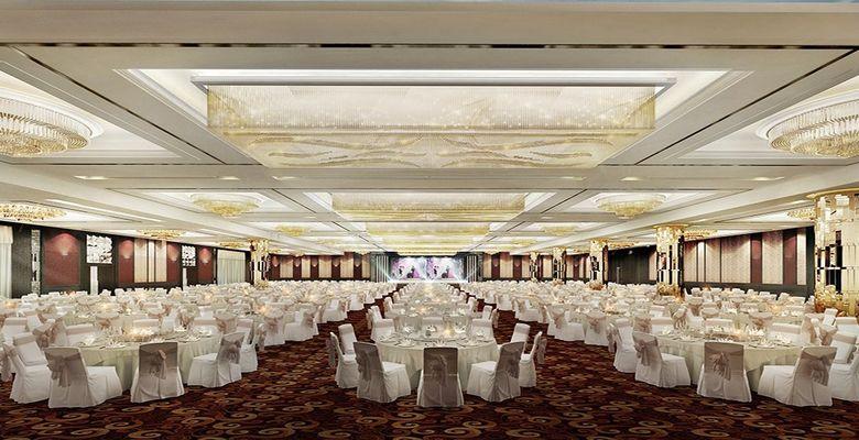 Trung Tâm Hội Nghị Tiệc Cưới Luxury Palace - TP Hồ Chí Minh - Hình 4