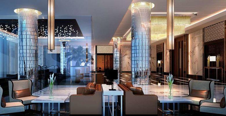 Trung Tâm Hội Nghị Tiệc Cưới Luxury Palace - TP Hồ Chí Minh - Hình 3