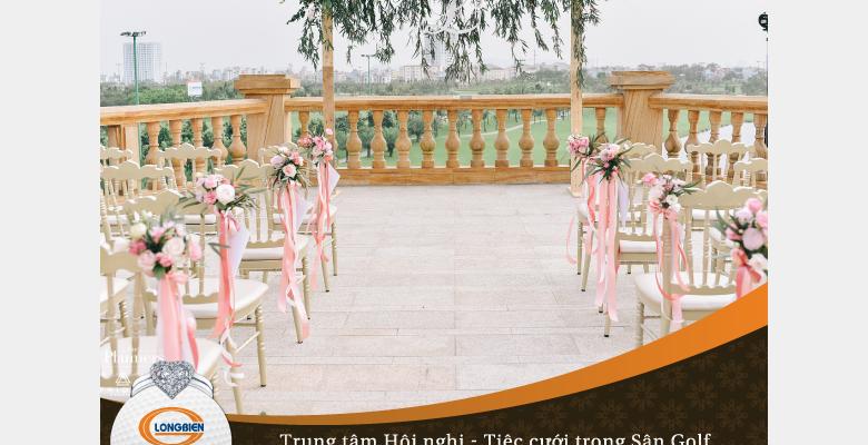 Trung tâm Hội nghị - Tiệc cưới Long Biên Palace - Sân Golf Long Biên - Hà Nội - Hình 1