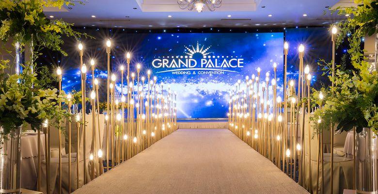 Trung Tâm Hội nghị - Tiệc Cưới Grand Palace - Quận Tân Bình - Thành phố Hồ Chí Minh - Hình 1