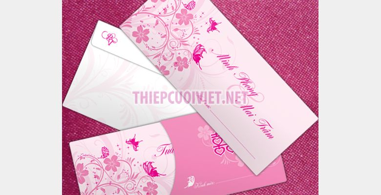 Thiệp cưới Việt - Quận 2 - TP Hồ Chí Minh - Hình 1