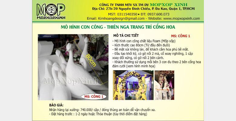 Mốp Xốp Xinh - Quận 1 - Thành phố Hồ Chí Minh - Hình 2