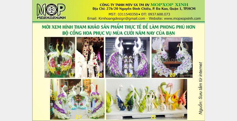 Mốp Xốp Xinh - Quận 1 - Thành phố Hồ Chí Minh - Hình 4