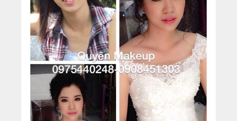 Quyên Make Up - Quận Phú Nhuận - TP Hồ Chí Minh - Hình 4
