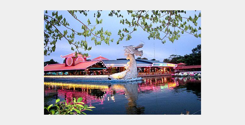Nhà hàng Thủy Tạ Đầm Sen - Quận 11 - Thành phố Hồ Chí Minh - Hình 2