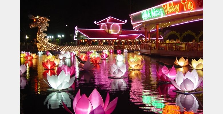 Nhà hàng Thủy Tạ Đầm Sen - Quận 11 - TP Hồ Chí Minh - Hình 3