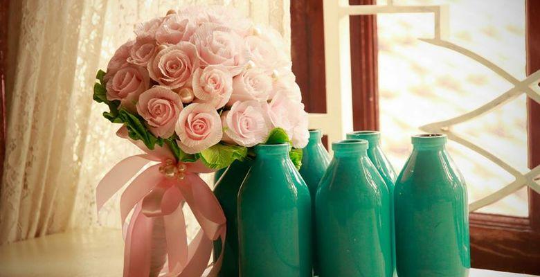Hoa giấy, hoa cưới ViVi FlowPer - TP Hồ Chí Minh - Hình 3