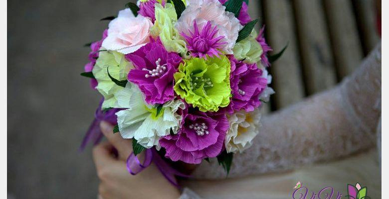 Hoa giấy, hoa cưới ViVi FlowPer - TP Hồ Chí Minh - Hình 4