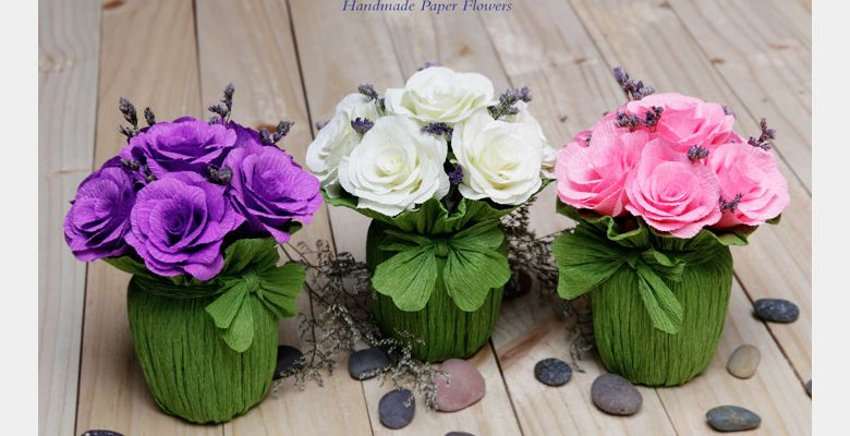 Hoa giấy, hoa cưới ViVi FlowPer - TP Hồ Chí Minh - Hình 5
