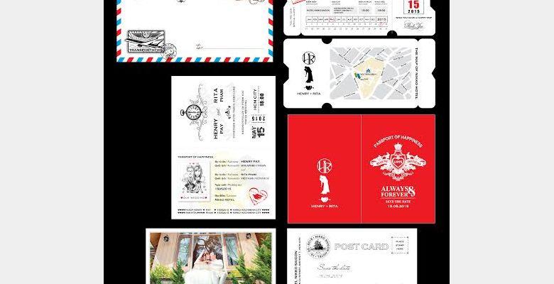 Thiệp cưới Lucky - Quận 7 - Thành phố Hồ Chí Minh - Hình 3