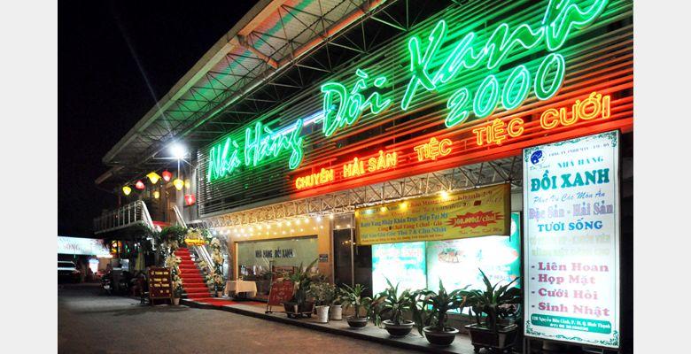 Nhà Hàng Tiệc Cưới Đồi Xanh - Quận Bình Thạnh - TP Hồ Chí Minh - Hình 3