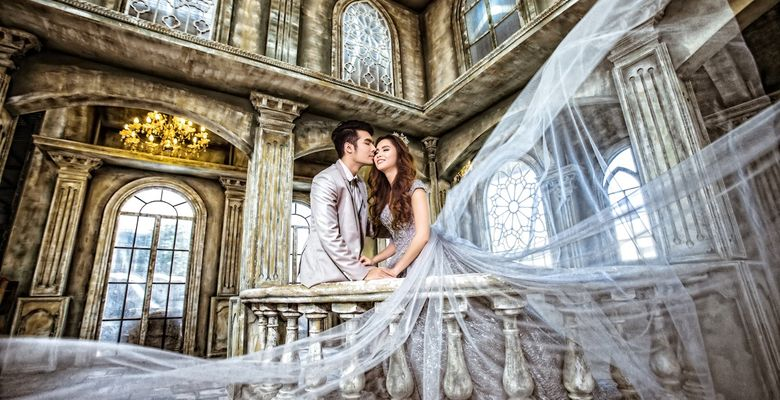 Áo cưới Lucky Anh&Em - Quận Phú Nhuận - Thành phố Hồ Chí Minh - Hình 6