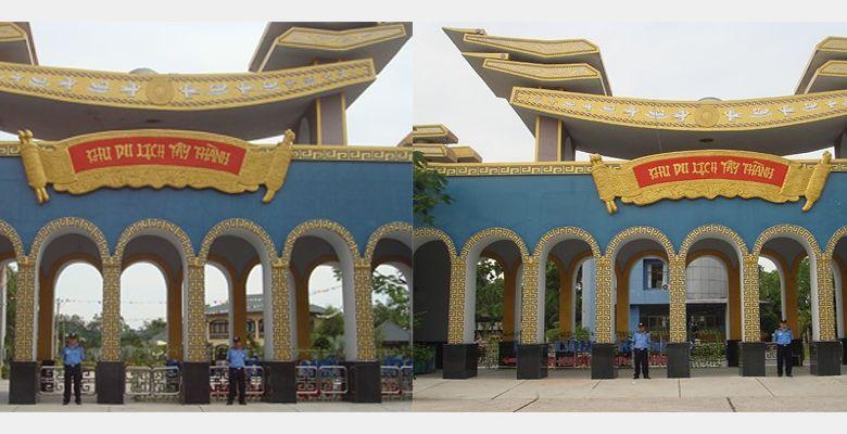 Nhà hàng Bến Hồ Palace - Huyện Củ Chi - Thành phố Hồ Chí Minh - Hình 5