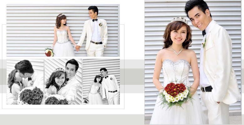 Áo cưới Thắng Lợi - Thái Nguyên - Hình 3