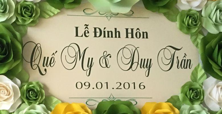 Quỳnh Nguyễn wedding planner - Tỉnh Quảng Ninh - Hình 9