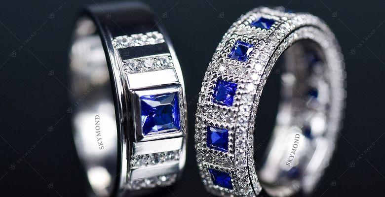 Skymond Luxury - Trang sức platin hàng đầu Việt Nam - Hà Nội - Hình 1