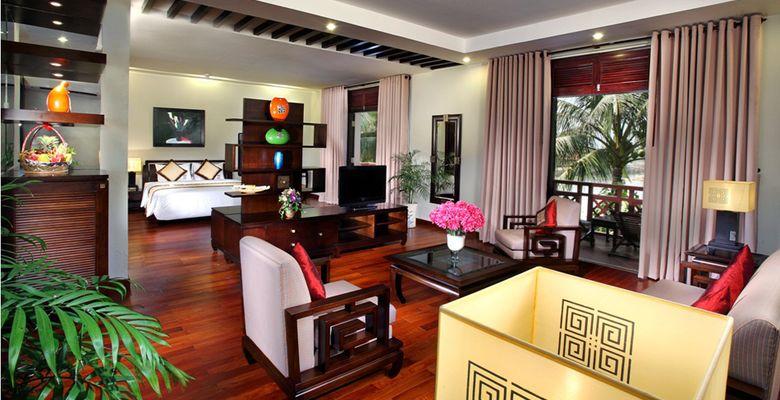 Khu nghỉ dưỡng bãi biển Hội An - Thành phố Đà Nẵng - Hình 1