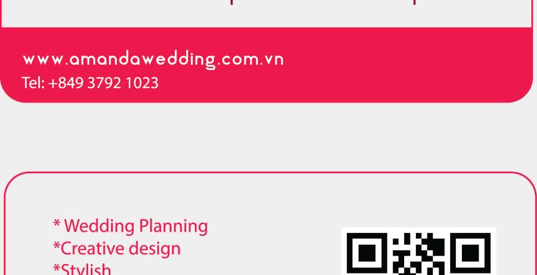 Amanda Wedding Planner - Quận Bình Thạnh - TP Hồ Chí Minh - Hình 1