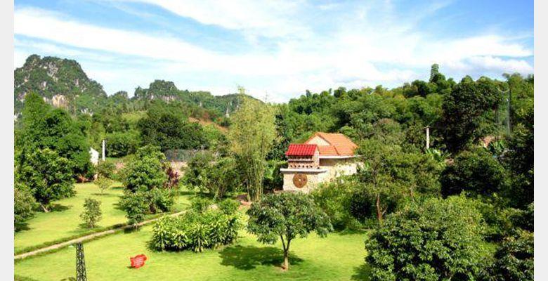 Khu Nghỉ Dưỡng V-Resort - Huyện Kim Bôi - Tỉnh Hoà Bình - Hình 2