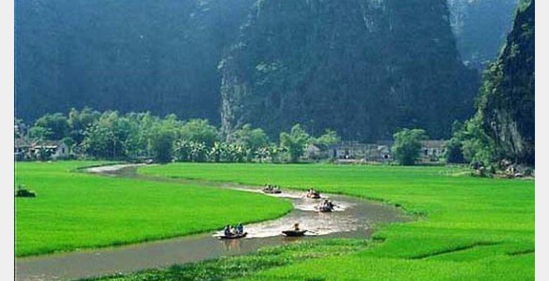 Vân Long Resort - Huyện Gia Viễn - Tỉnh Ninh Bình - Hình 1