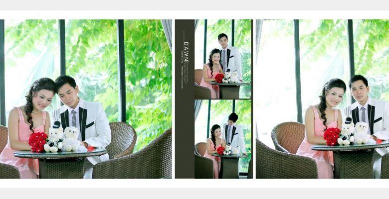 Ảnh viện áo cưới Hoa Cự - Thái Nguyên - Hình 5
