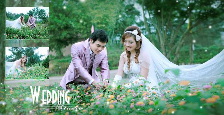 Ảnh viện áo cưới Hoa Cự - Thái Nguyên - Hình 9