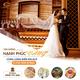 Sảnh cưới Trung Tâm Hội nghị - Tiệc Cưới Long Biên Palace - Tân Sơn Nhất Golf